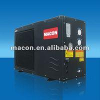 Air source Titanium heat exchanger pool heater, tankless water heater