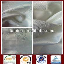 poly satin/jacquard fabric/polyester jacquard fabric