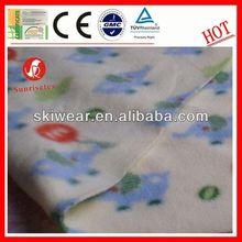 2014 latest super soft airplane fleece fabric