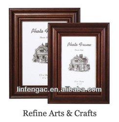 Modern design evironmental painting decorative wooden furniture photo frame