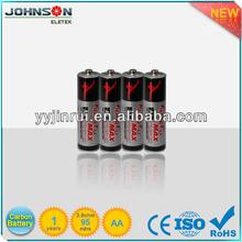 AA R6 zinc carbon 1.5V korea dry battery