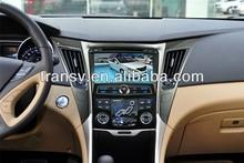In Dash Car DVD Player with GPS Navigation Radio Bluetooth TV Map Stereo Audio for HY018 HYUNDAI SONATA I40 I45 I50 YF 2011-2012