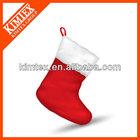 Soft style hanging christmas socks for sale