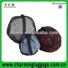 promotion mesh bagg/hot sell mesh washing bag