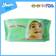 FLOW PACKAGE ALOE AND SOFT CARE BABY WET WIPE