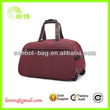 Promotional nylon travel bag organizer