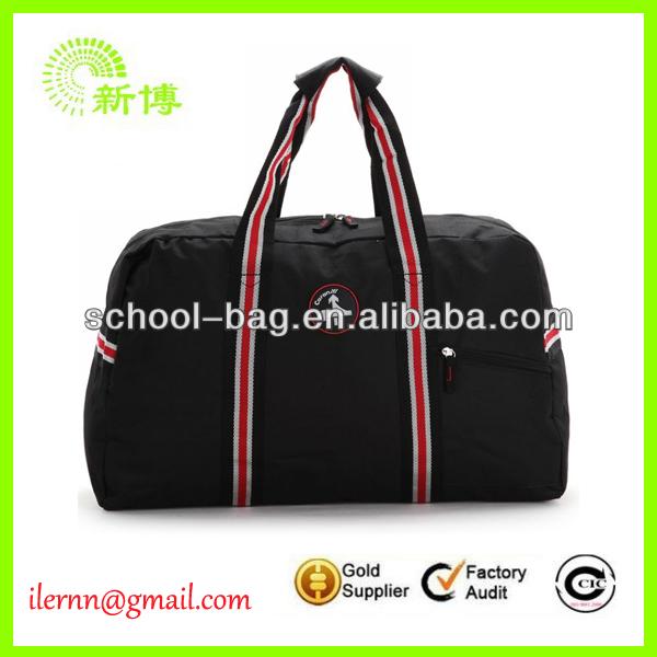 2014 new design folding travel bag for promotion