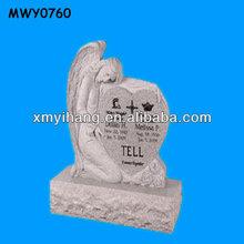 Fábrica directamente ángel promocional decoración Funeral