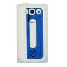 Cassette Silicon Case for s3 I9300 White