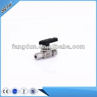 2013 Best Type Balanced Ball Valve ( Ball Valve Manufacturer,Stainless Steel Ball Valve)