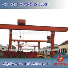 International Type Well Assembled Crane Inspection Training