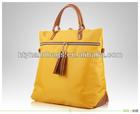 2013 high quality multi function nylon casual office ladies tote handbag