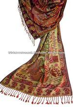 100 Viscose fashion scarf