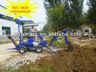 Runshine mini towable backhoe/excavator