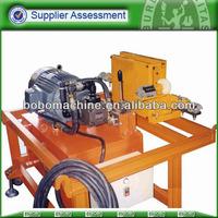 High-effcient hydraulic strand pushing machine