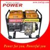 Kerosene power generator with high quality sets