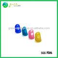 2013 nueva llegada de silicona punta del dedo