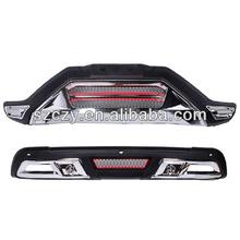 LED Light car Front Bumper and Rear Bumper for Honda CRV 2012