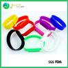1gb,2gb,4gb,8gb,16gb customize logo bracelet silicone bangle products