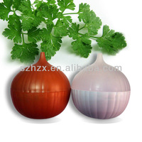 Food Grade FDA&SGS PP Plastic Healthy Vegetable Shape Containers