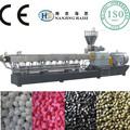 pp eva abs masterbatch del color de pellets que hace la máquina