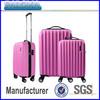 High Quality Elegant Travel Luggage Set /designer luggage set /trolley luggage set with various color