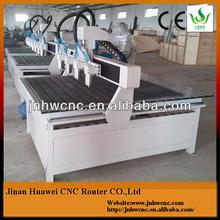 Shanghai machine wood cnc cheap machines to make money