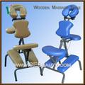 la belleza de metal plegable silla del masaje se utiliza para spa