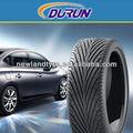 China pneu revendedor marca durun pneu 205/55r16 pneu de carro