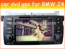 ASN car dvd player for Z4 car audio radio with bluetooth gps car audio with bluetooth gps navigation