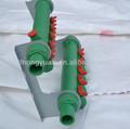 Pp-r de colector de pe-rt y pe-xa piso sistema de calefacción