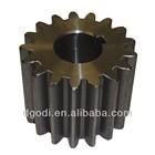small pinion gear, steel planet gear, 0.4 gear module