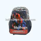 Hot Selling Printing Spider Man Target School Bags