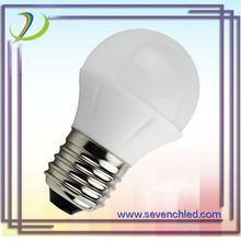 CRI>80,giving visual comfort G45 led bulb 4w