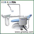 Silla dental monitor lcd? Práctico y económico controlado por ordenador de la unidad dental silla de piezas de repuesto de la venta caliente