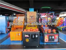 arcade game machine,charging basketball,basketball shooting machine