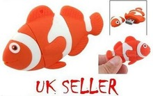 Wholesale Fish Shape Animal Style High Speed USB Flash Drive