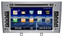 PEUGEOT 408/308 car dvd radio/gps car dvd gps navi navigation Can-bus OSD touch tv bluetooth steering wheel control ipod