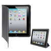 Leather Case with Ultra Thin Smart Cover for iPad 2 (Black)(fashion)