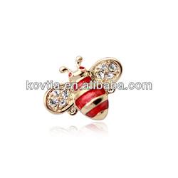 Popular fashion cheap bulk brooch jewelry wholesale