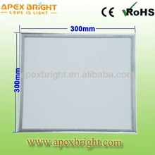 High PF LED Driver 90% battery powered led panels 300x300mm
