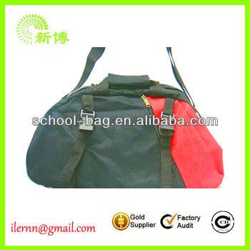 custom promotion waterproof nylon sport bags