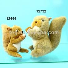 Plush Lovely Squirrel