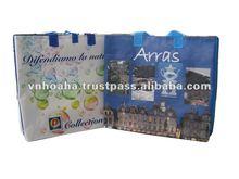 Polypropylene woven bag for shopping