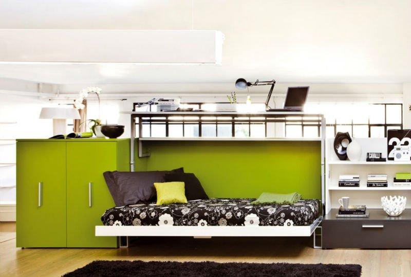 Small Studio Apartment Furniture 800 x 540