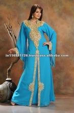 designer wedding abaya wedding dress 2012