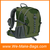 OEM solar hiking bag school bag outdoor backpack