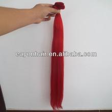 Eayon best grade brazilian halloween costume red hair