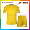 Personalizado sublimation printing futebol kits uniformes de futebol