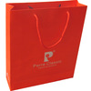 Design Red Paper Bag Custom